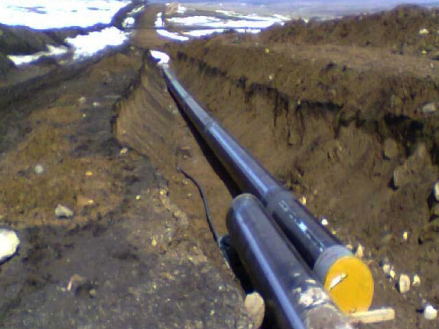 Cathodic Protection System - Mountleigh