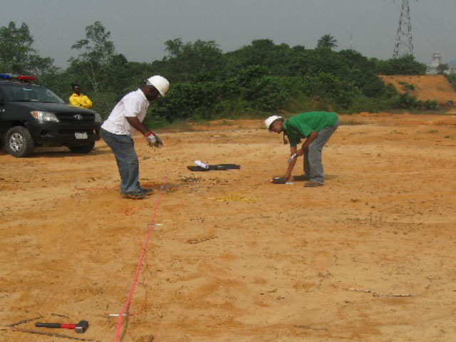 Ikot Abassi Gas Pipeline Survey 1 - Mountleigh