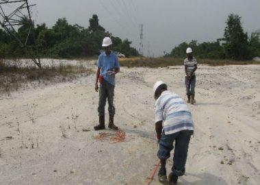 Ikot Abassi Gas Pipeline Survey 3 - Mountleigh