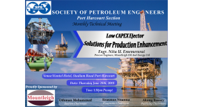 SPE Ejector Technology Presentation1